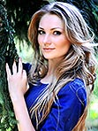 Single Ukraine women Nina from Kiev