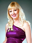Single Ukraine women Yaroslava from Dnepropetrovsk