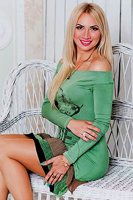 Ukraine bride  Elena 41 y.o. from Kherson, ID 76380