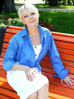 Ukraine bride  Dana 54 y.o. from Kiev, ID 37216