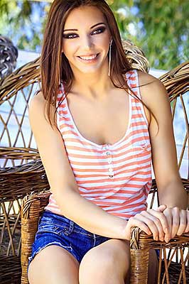 Ukraine bride  Tat'yana 27 y.o. from Kiev, ID 80032
