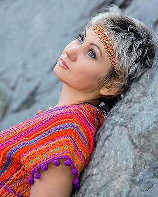 Ukraine bride  Alena 53 y.o. from Krivoy Rog, ID 60974