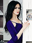 Russian bride Polina from Lugansk