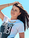 Single Ukraine women Alina from Kirovograd