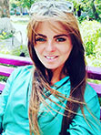 Single Ukraine women Kristina from Kremenchug