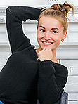 Single Ukraine women Evgeniya from Chernyahov