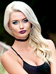 Single Ukraine women Inessa from Odessa