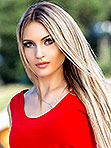Single Ukraine women Janna from Odessa