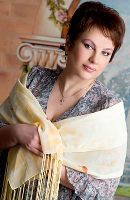 Ukraine bride  Elena 54 y.o. from Vinnitsa, ID 61594