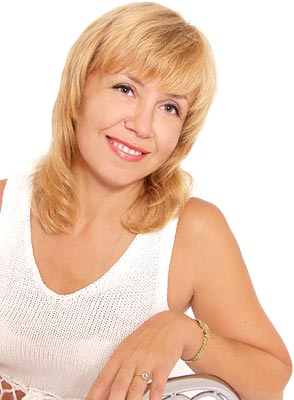 Ukraine bride  Alla 50 y.o. from Vinnitsa, ID 24519