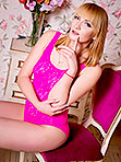 Single Ukraine women Alisa from Zaporozhye