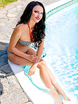 Single Ukraine women Elena from Dnipro