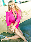Single Ukraine women Svetlana from Odessa
