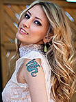 Single Ukraine women Lolita from Kherson