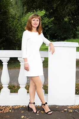 Ukraine bride  Alla 46 y.o. from Khmelnitsky, ID 91095