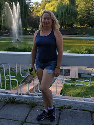 Ukraine bride  Janna 51 y.o. from Khmelnitsky, ID 95110