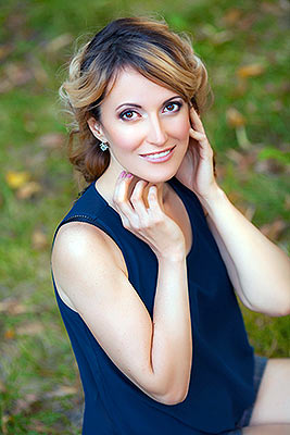 Ukraine bride  Yuliya 45 y.o. from Dnepropetrovsk, ID 83810