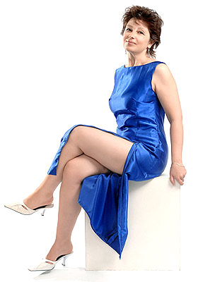 Ukraine bride  Tat'yana 60 y.o. from Poltava, ID 43319