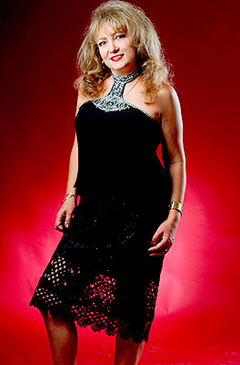 Ukraine bride  Svetlana 55 y.o. from Vinnitsa, ID 10365