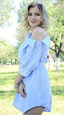 Ukraine bride  Irina 27 y.o. from Zhitomir, ID 72941